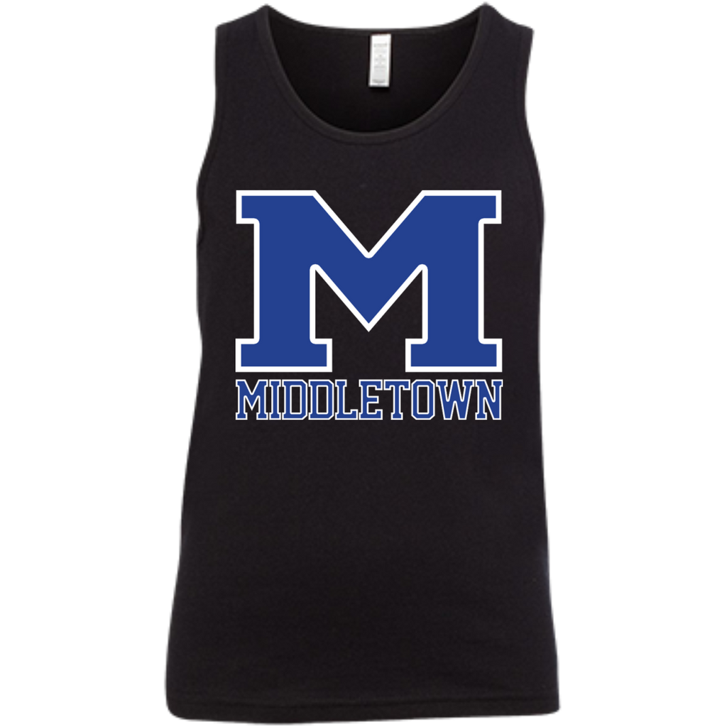 "Youth Tank Top - Middletown ""M"""