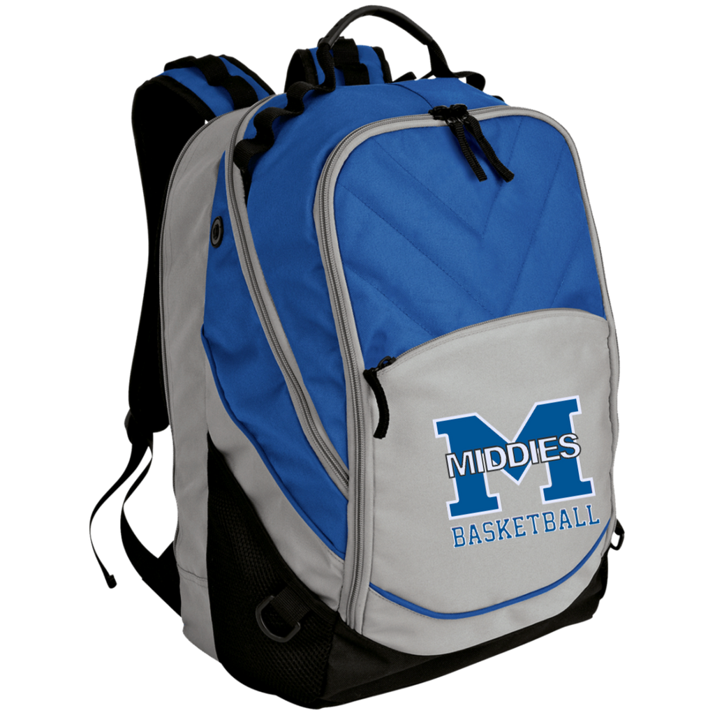 Small Laptop Backpack - Middletown Girls Basketball