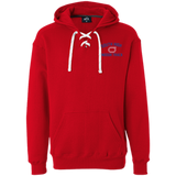 Sport Lace Hooded Sweatshirt - South Glens Falls Indoor Track