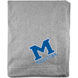Sweatshirt Blanket - Middletown