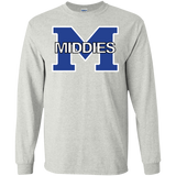 Men's Long Sleeve T-Shirt - Middletown Middies