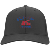 Twill Hat - South Glens Falls Swimming