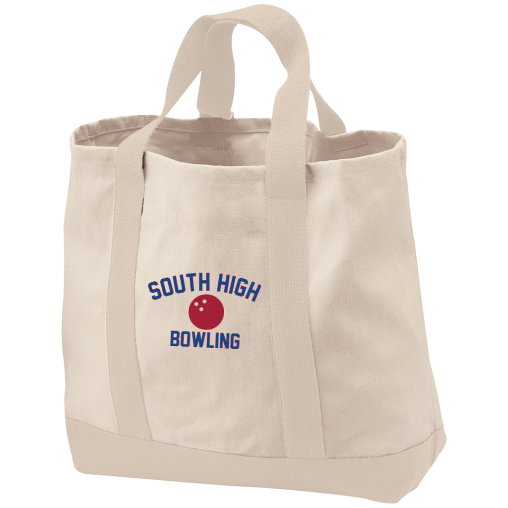 Tote Bag - South Glens Falls Bowling