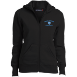 Women's Full-Zip Hooded Sweatshirt - Middletown Football