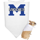 Doggie Bandana - Middletown Middies