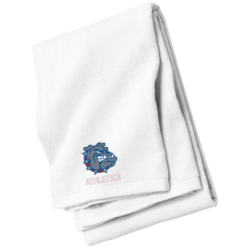PT42 Port & Co. Beach Towel