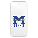 iPhone 5 Case - Middletown Tennis