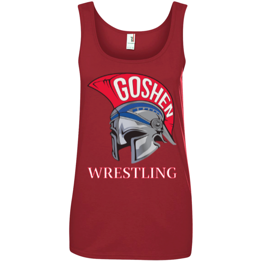 Women's Tank Top - Goshen Wrestling