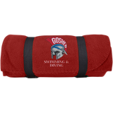 Small Fleece Blanket - Goshen Swimming & Diving
