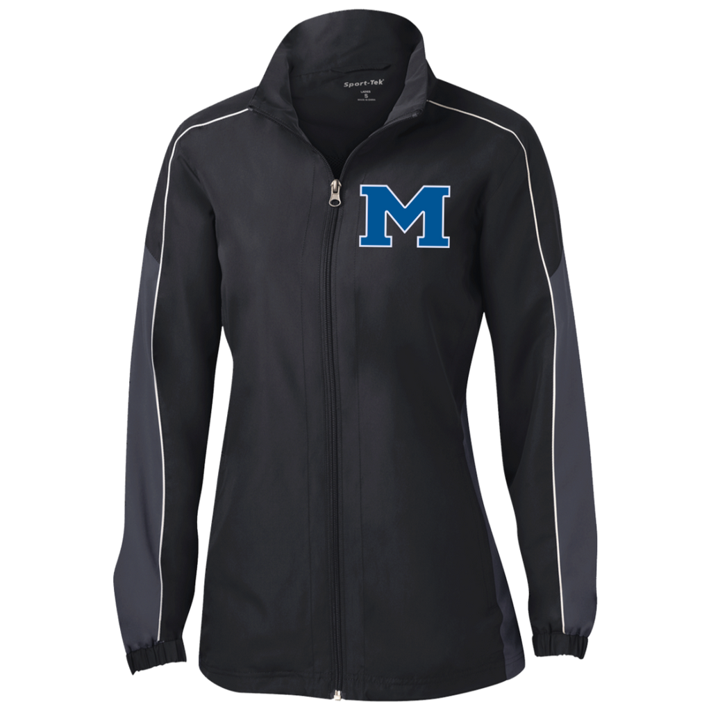 "Women's Colorblock Windbreaker - Middletown Block ""M"""