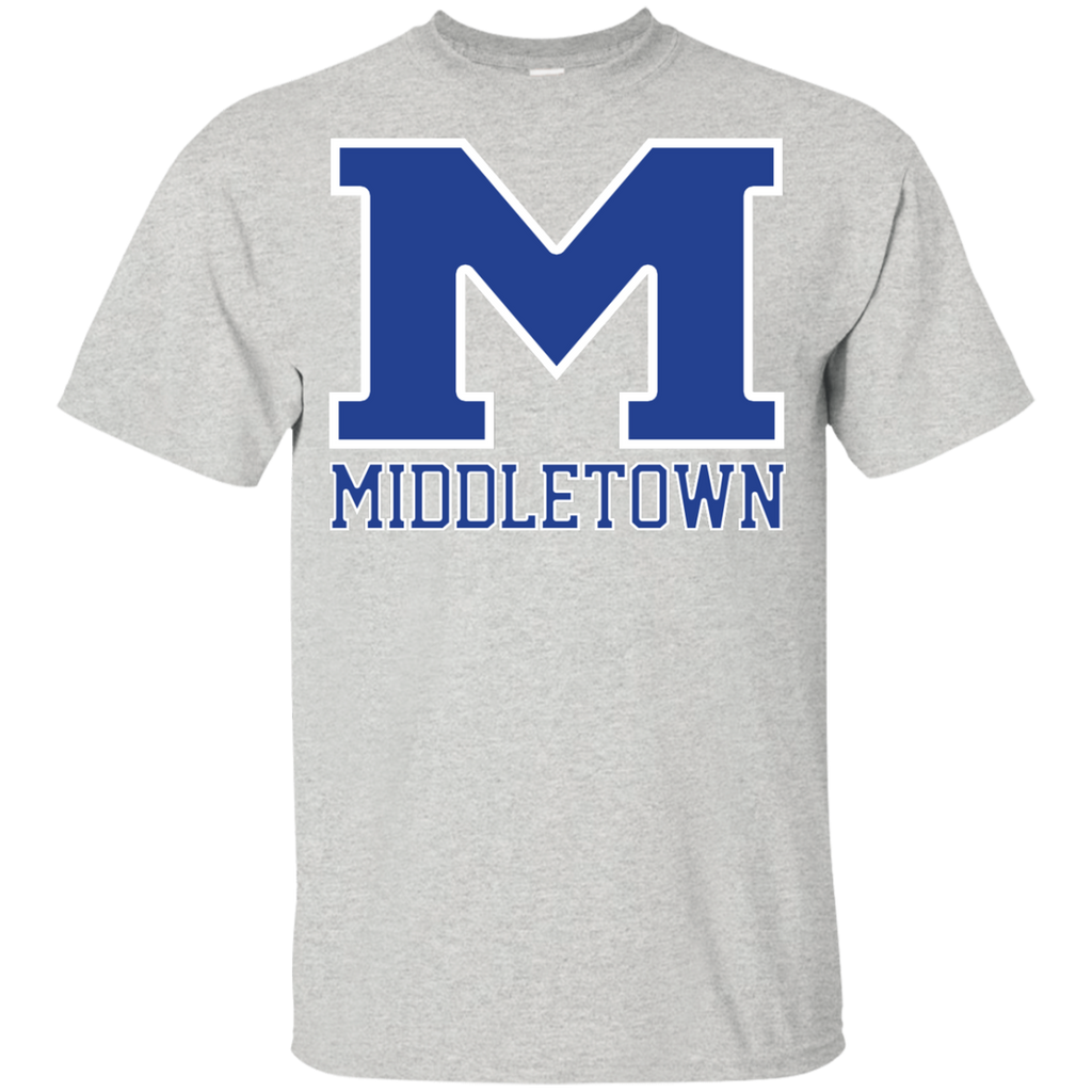 "Youth Cotton T-Shirt - Middletown ""M"""