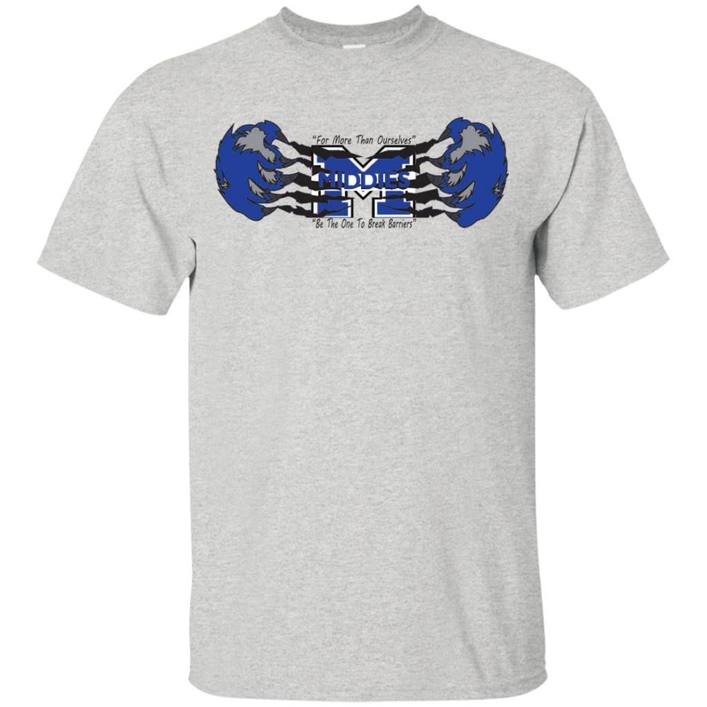 Youth Cotton T-Shirt - Middletown Unified Basketball