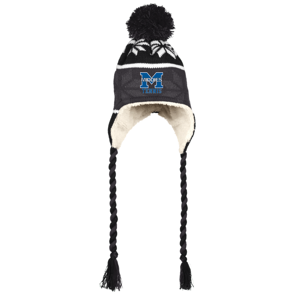 Winter Hat with Ear Flaps - Middletown Tennis