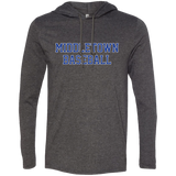 Men's T-Shirt Hoodie - Middletown Baseball