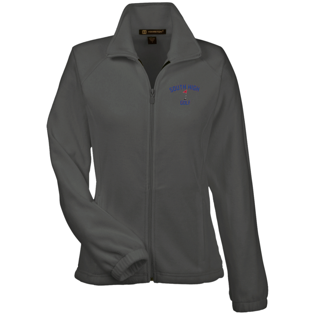 Women's Full-Zip Fleece - South Glens Falls Golf