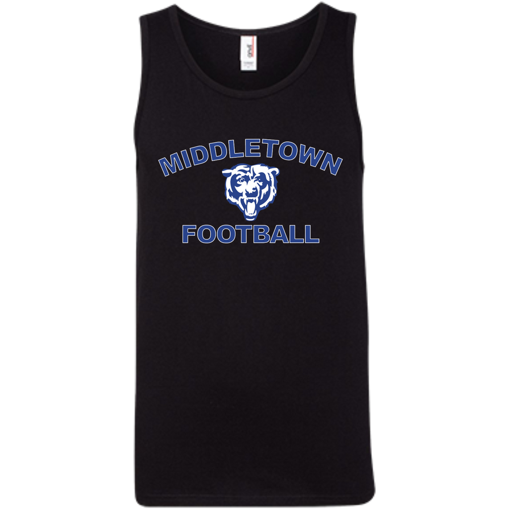 Men's Tank Top - Middletown Football