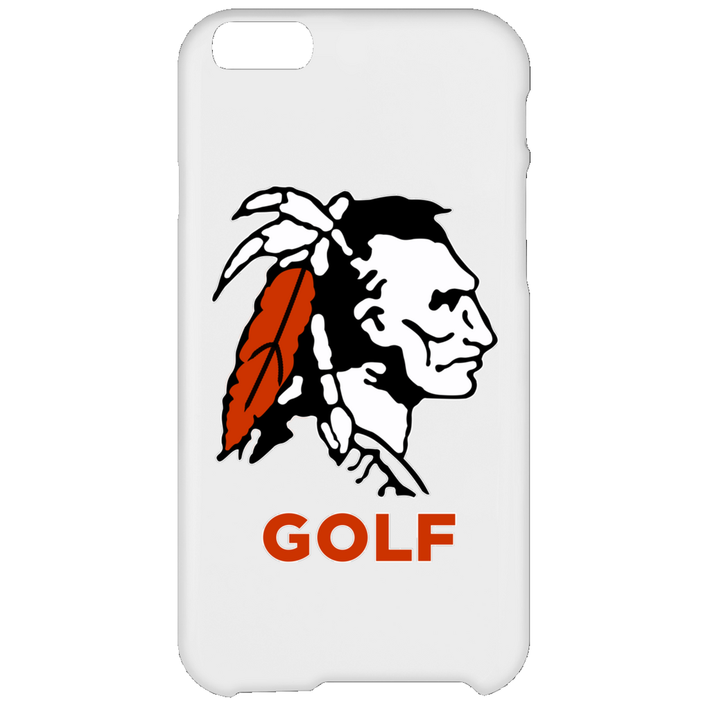 iPhone 6 Plus Case - Cambridge Golf - Indian Logo