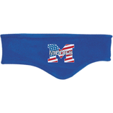 Fleece Headband - Middletown American Flag