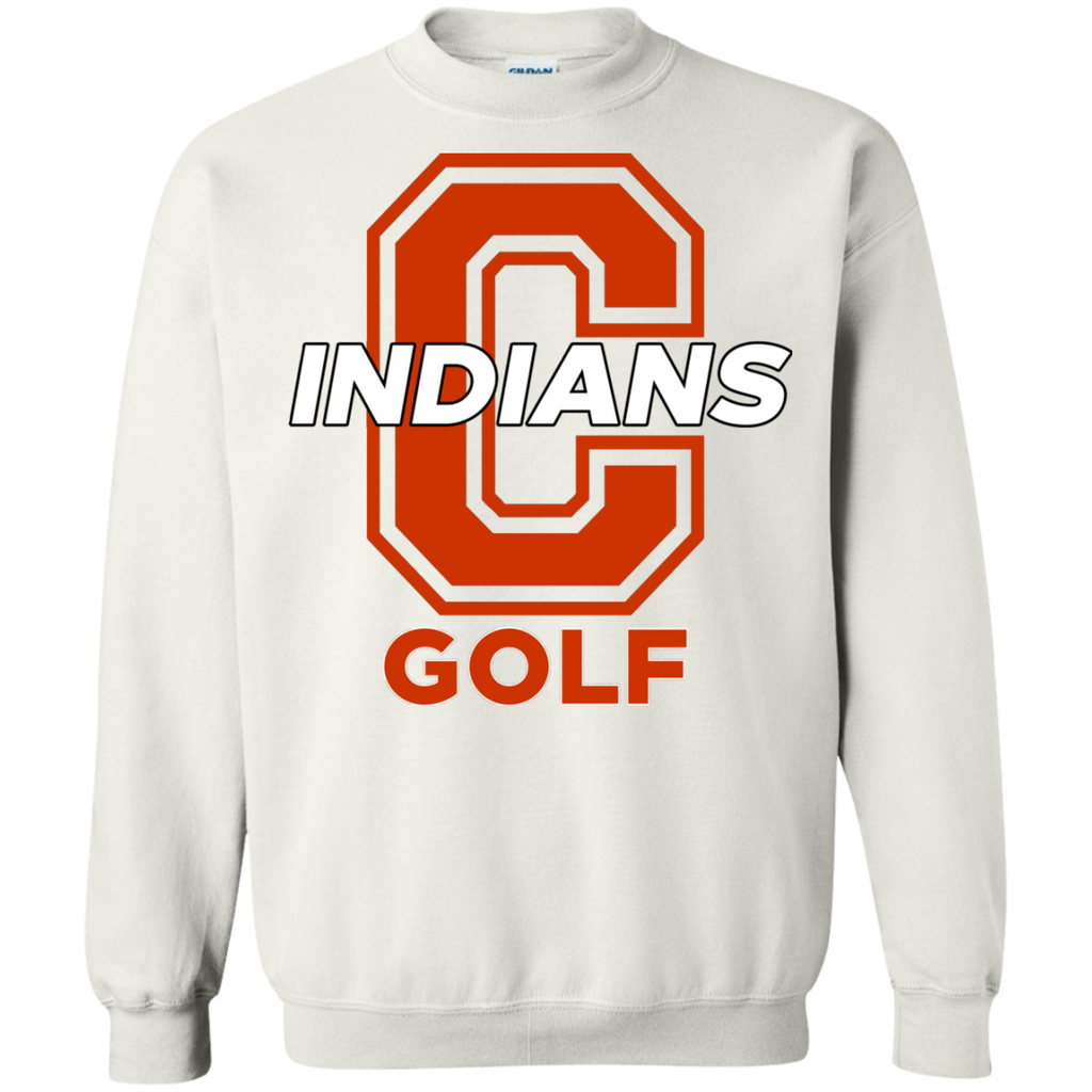 Crewneck Sweatshirt - Cambridge Golf - C Logo
