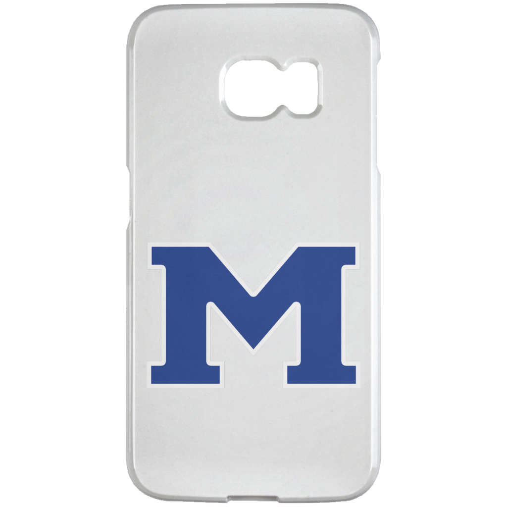 "Samsung Galaxy S6 Edge Case - Middletown Block ""M"""