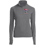 Women's Performance Quarter Zip Sweatshirt - Goshen Athletics