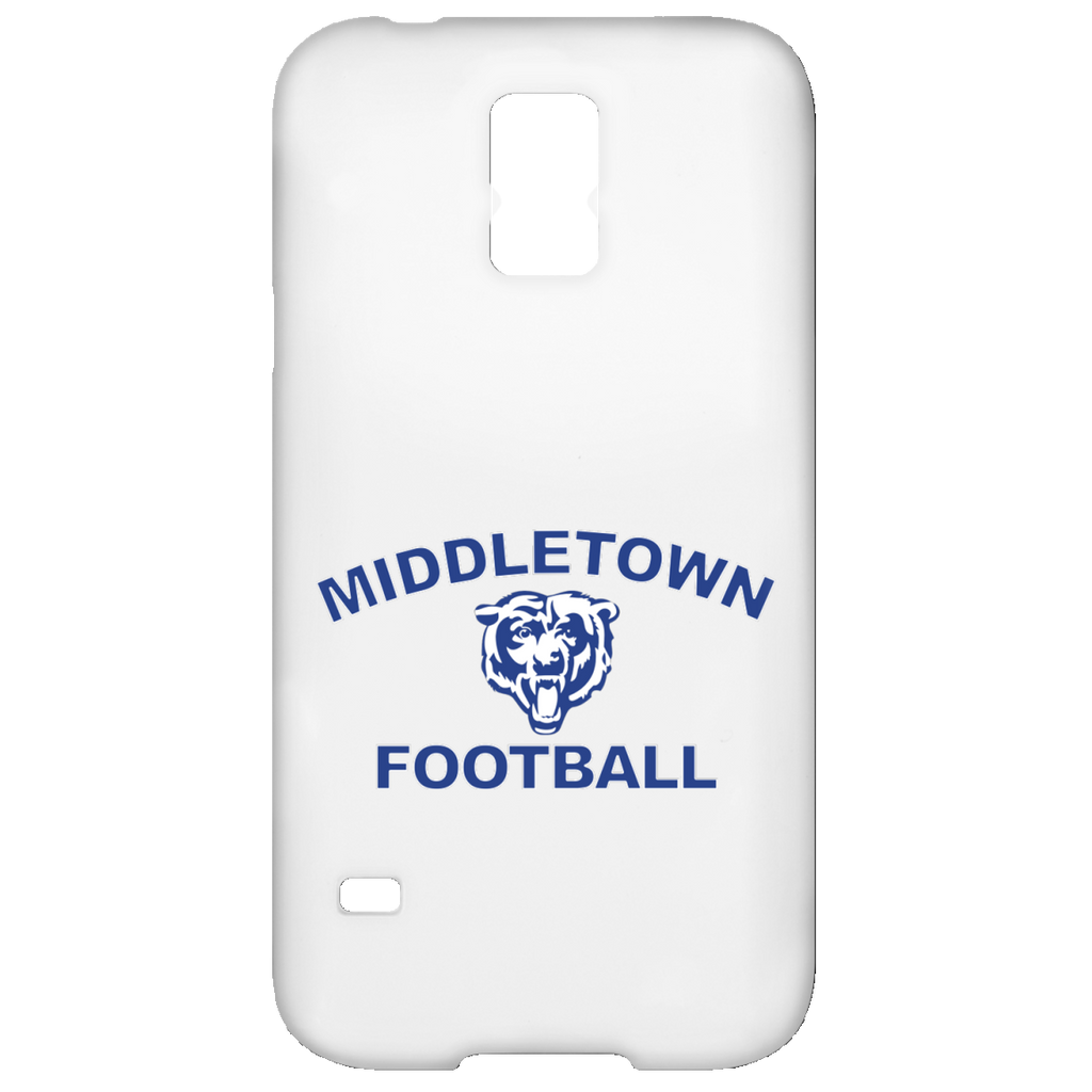 Samsung Galaxy S5 Case - Middletown Football