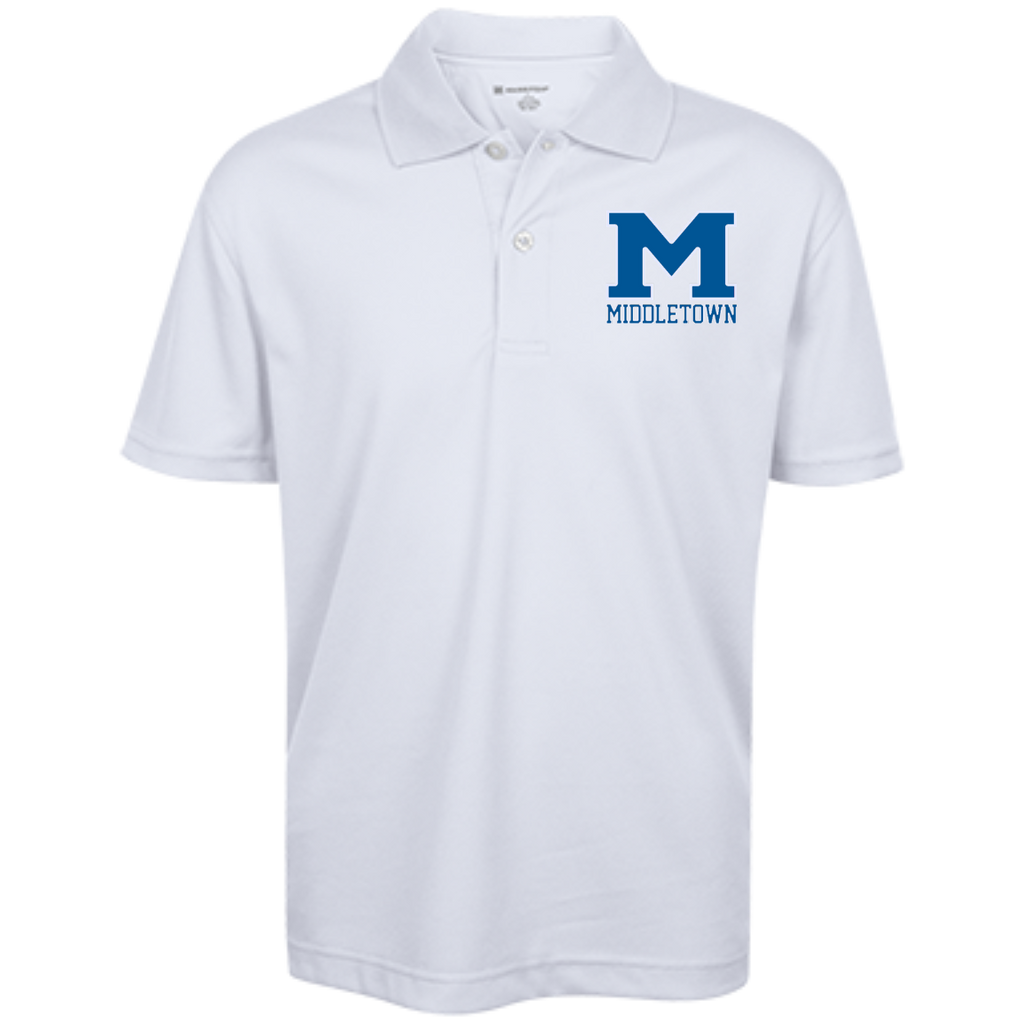 "Youth Polo - Middletown ""M"""