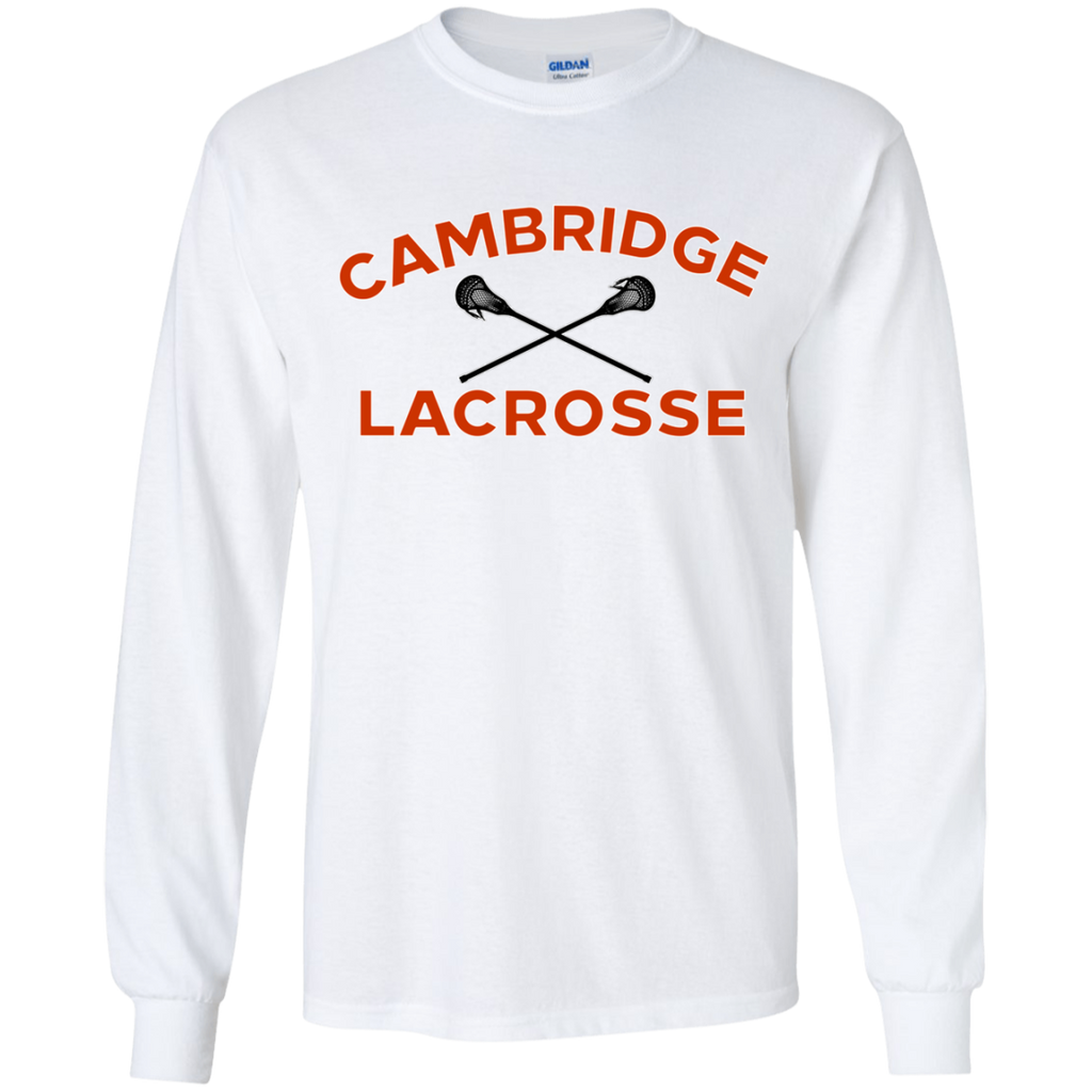 Youth Long Sleeve T-Shirt - Cambridge Lacrosse