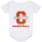 Baby Onesie 24 Month - Cambridge Basketball - C Logo