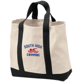 Tote Bag - South Glens Falls Swimming