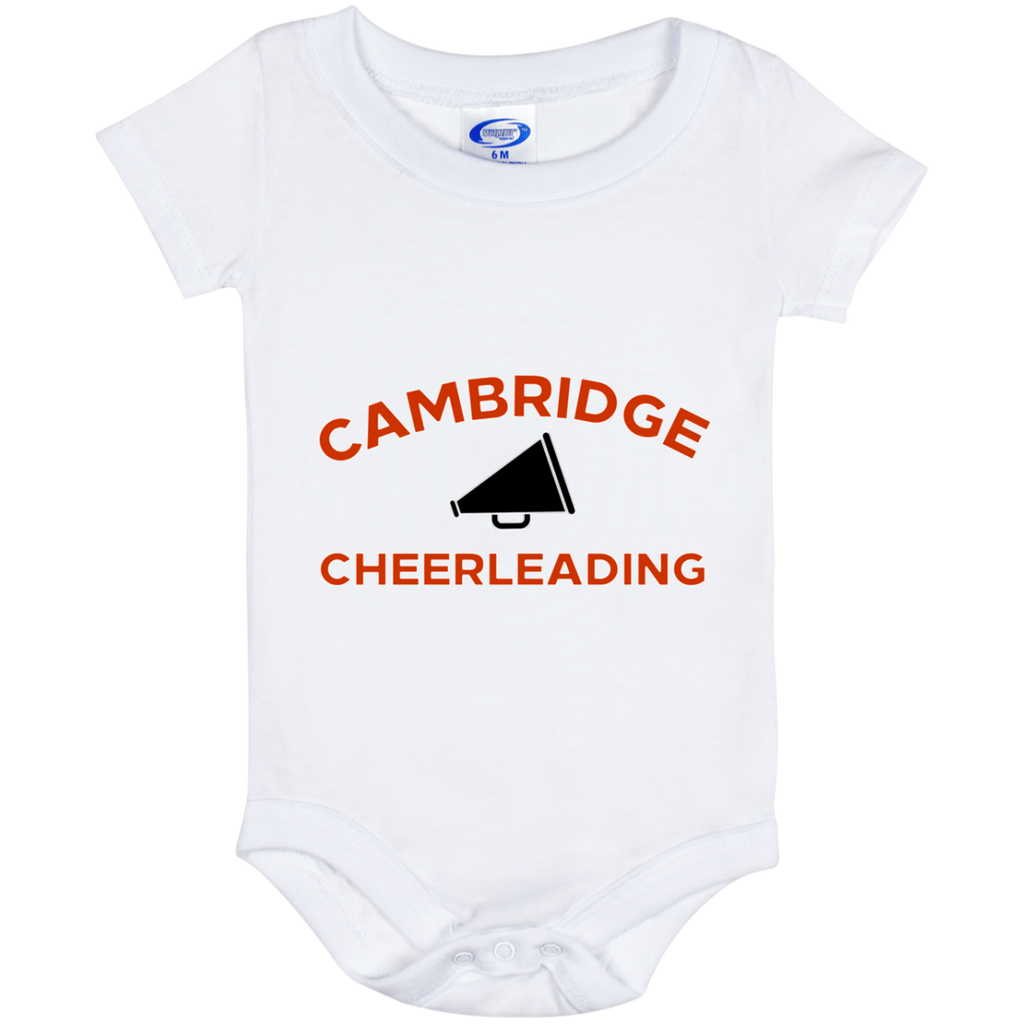 Baby Onesie 6 Month - Cambridge Cheerleading