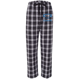 Youth Flannel Pants - Middletown Girls Lacrosse - Sticks Logo