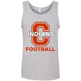 Men's Tank Top - Cambridge Football - C Logo
