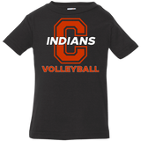 Infant T-Shirt - Cambridge Volleyball - C Logo