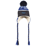 Winter Hat with Ear Flaps - Middletown Softball - Block Logo