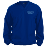 V-Neck Pullover - Middletown Baseball
