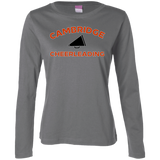 Women's Long Sleeve T-Shirt - Cambridge Cheerleading