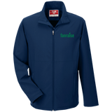 Men's Soft Shell Jacket - Fanraise Corporate - Full Logo