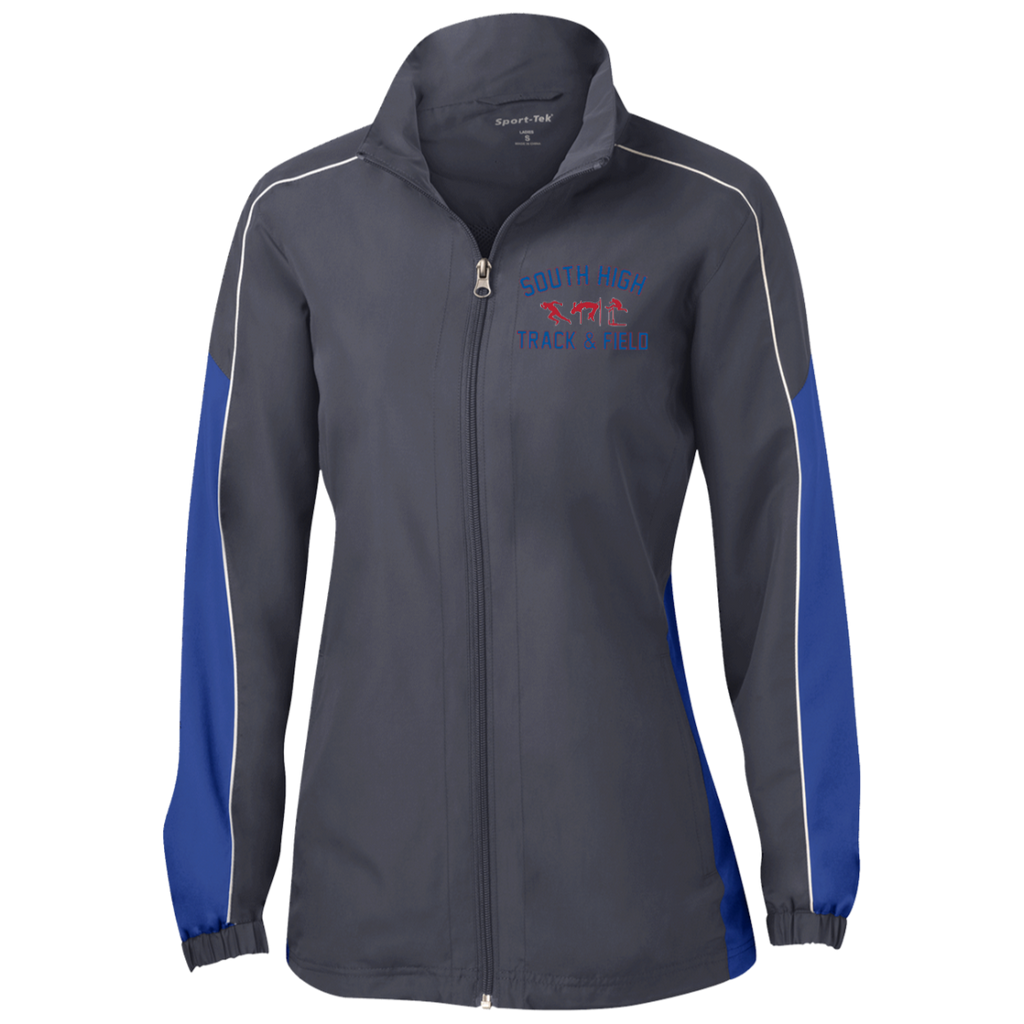 Women's Colorblock Windbreaker - South Glens Falls Track & Field