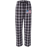 Flannel Pants - Middletown American Flag