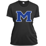 Women's Moisture Wicking T-Shirt - Middletown Block