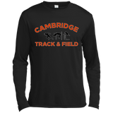 Men's Moisture Wicking Long Sleeve T-Shirt - Cambridge Track & Field
