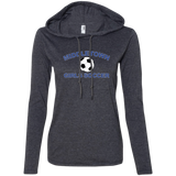 Women's T-Shirt Hoodie - Middletown Girls Soccer
