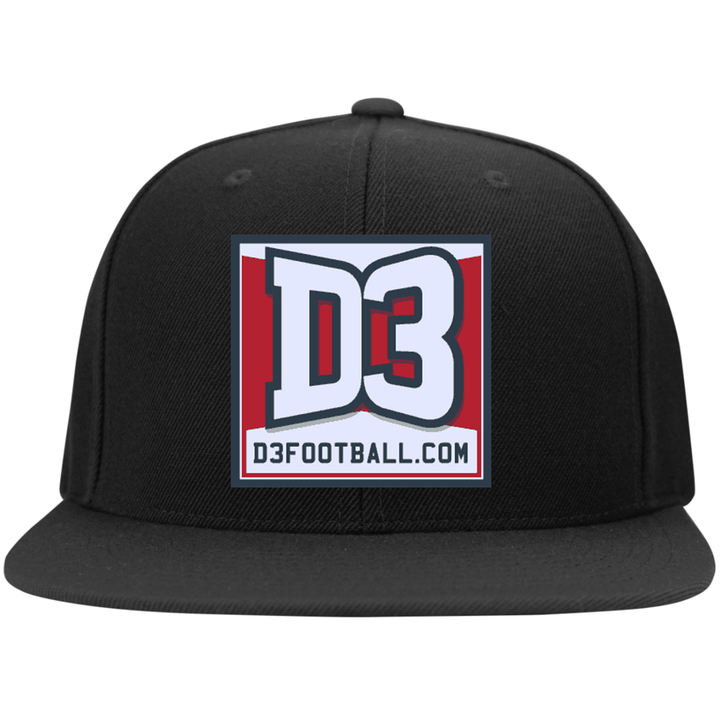 High Profile Snapback Hat - D3Football.com