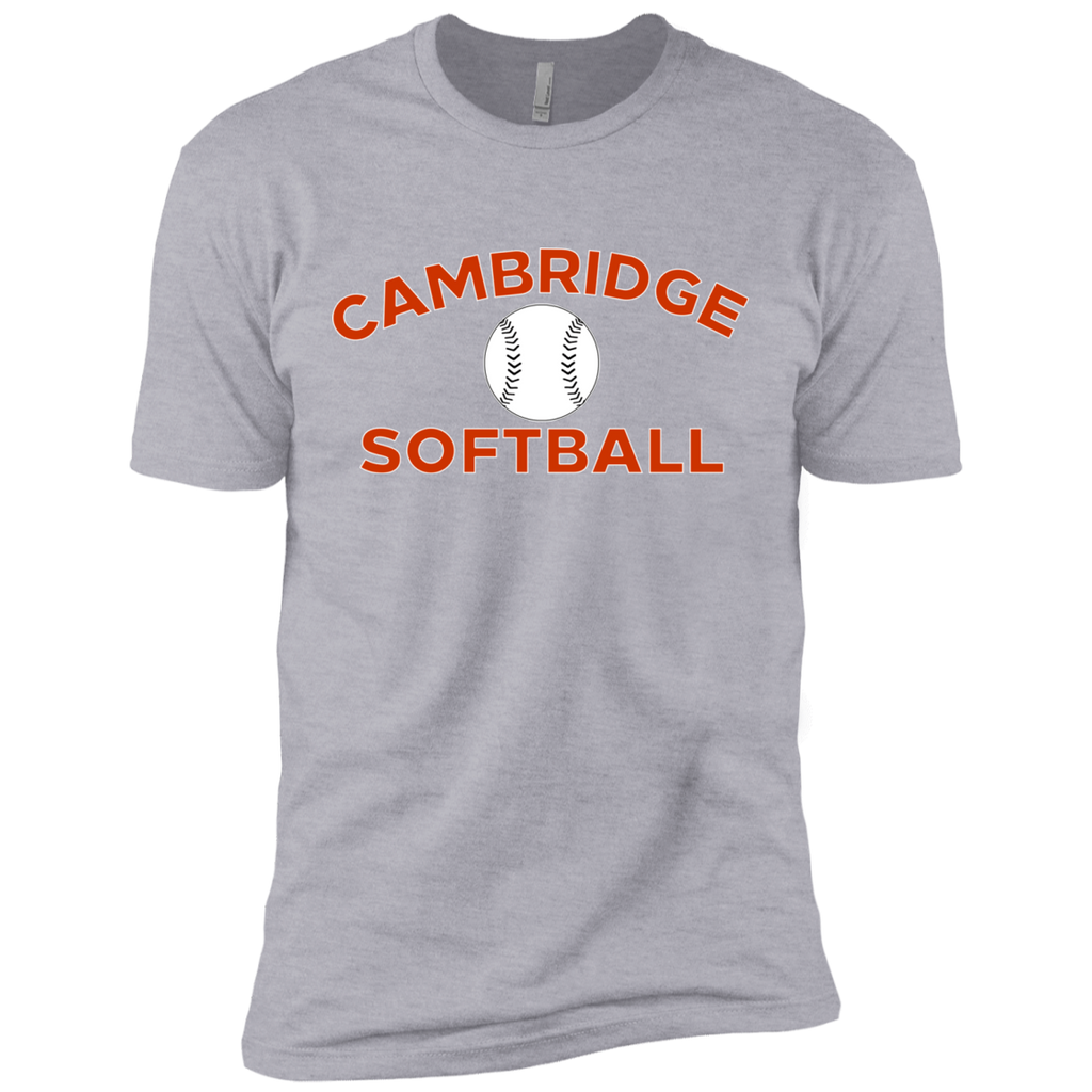 Men's Premium T-Shirt - Cambridge Softball