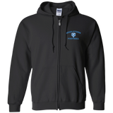 Men's Full-Zip Hooded Sweatshirt - Middletown Football