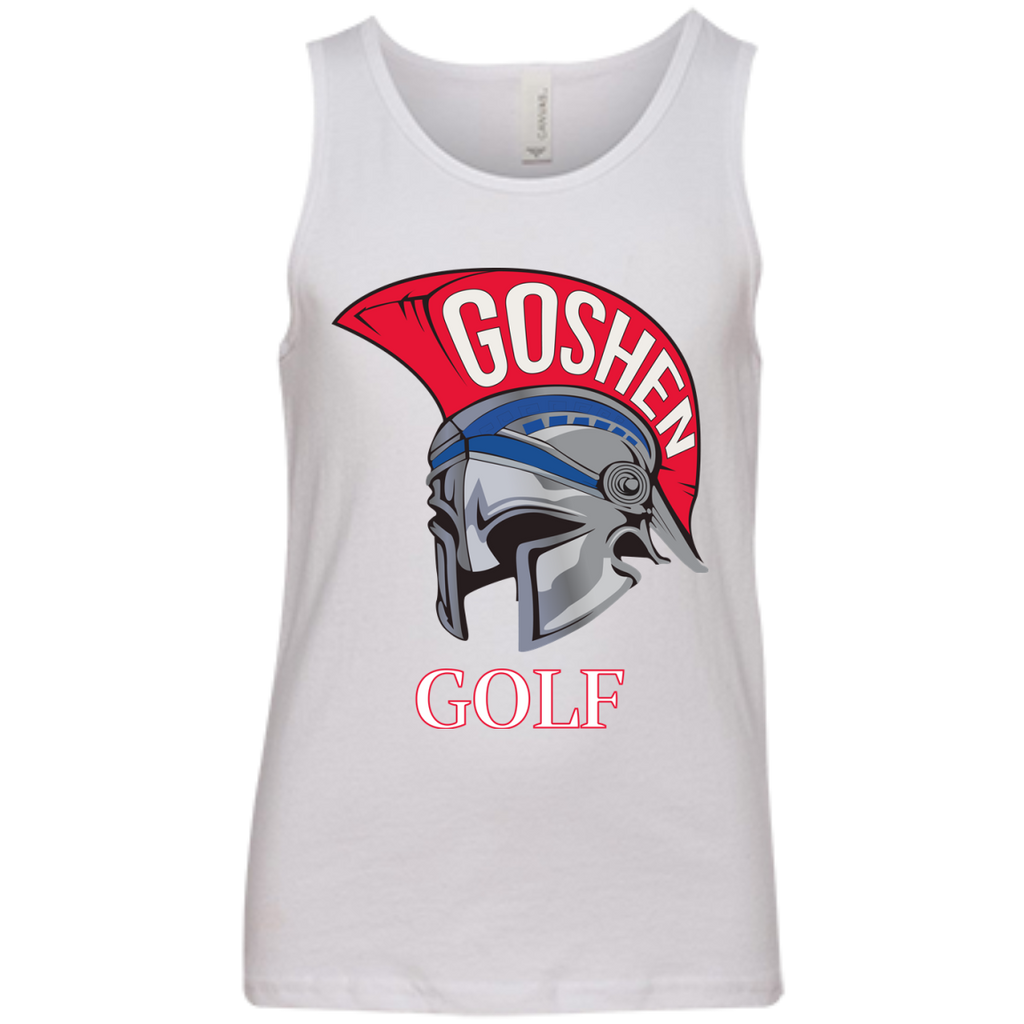 Youth Tank Top - Goshen Golf