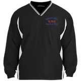 Colorblock V-Neck Pullover - South Glens Falls Track & Field