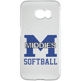 Samsung Galaxy S6 Edge Case - Middletown Softball