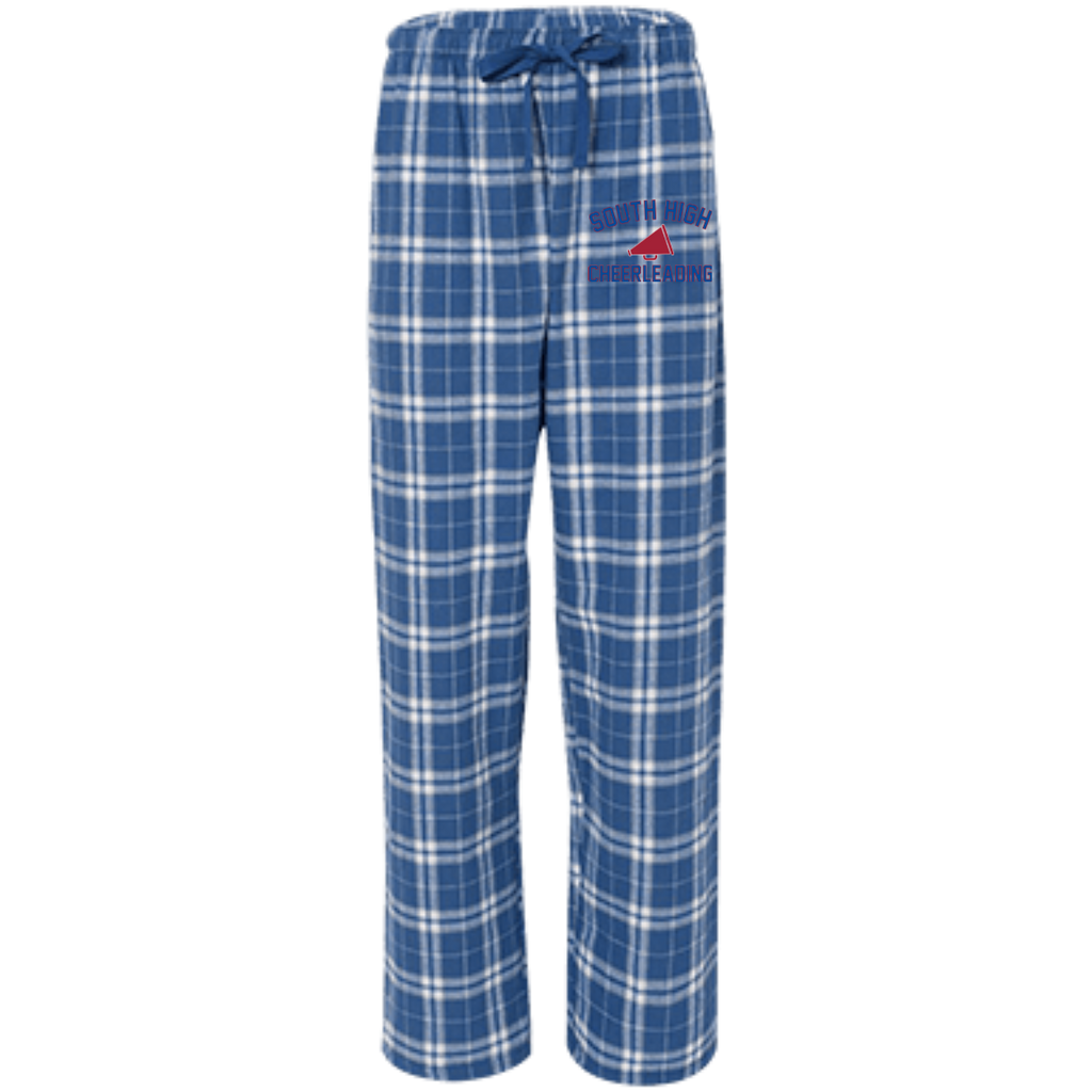Youth Flannel Pants - South Glens Falls Cheerleading